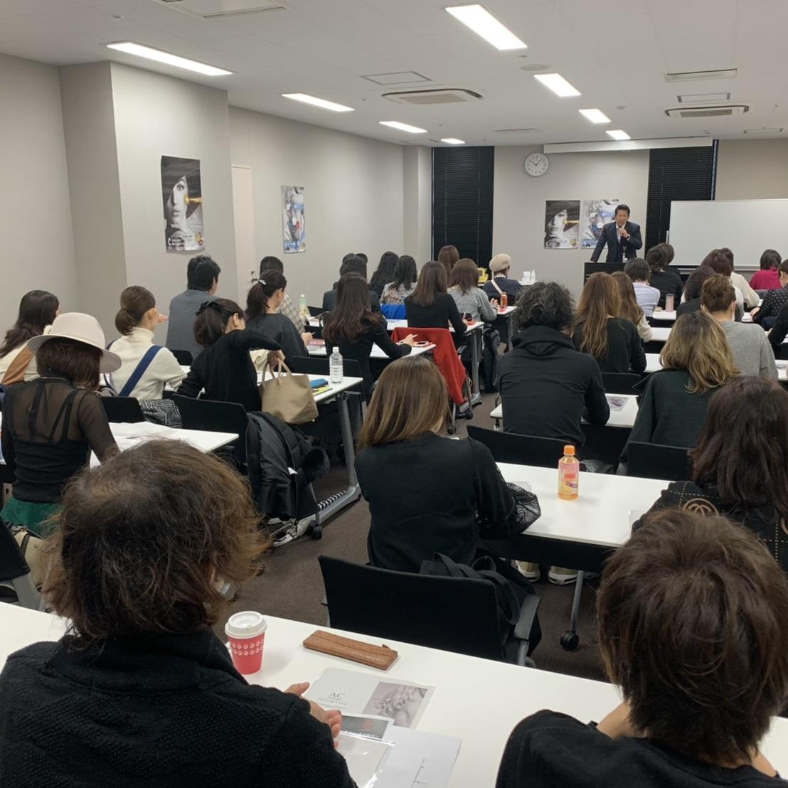 【満員御礼】リアボーテハーブトリートメント大阪講習会