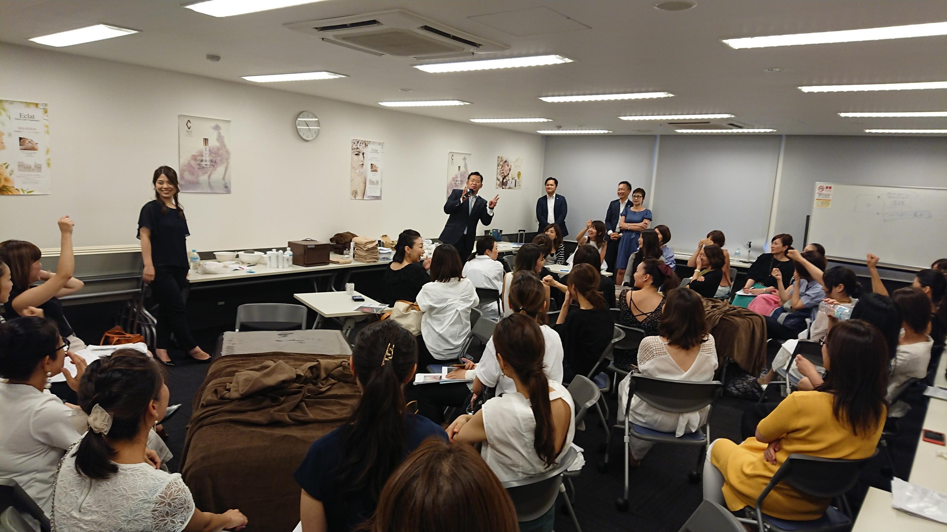【満員御礼】ACトリートメント東京講習会