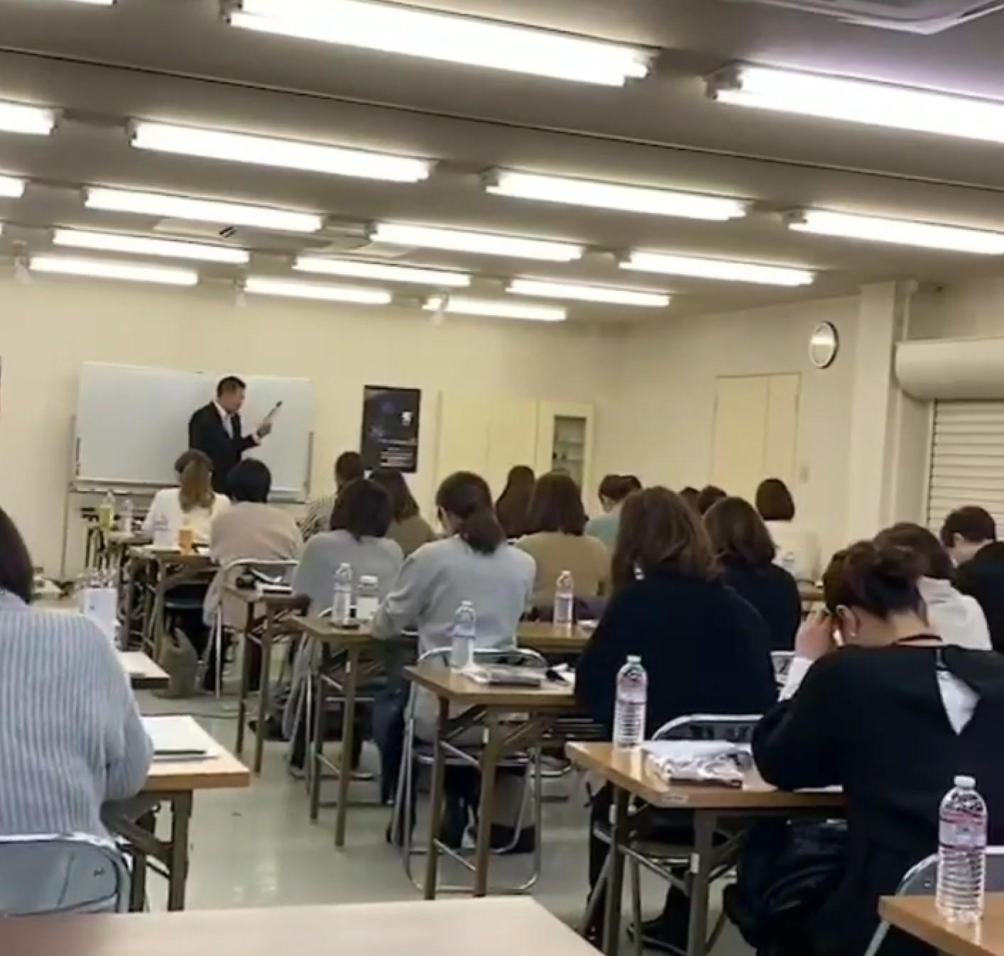 【満員御礼】リアボーテグランスキン講習会in金沢
