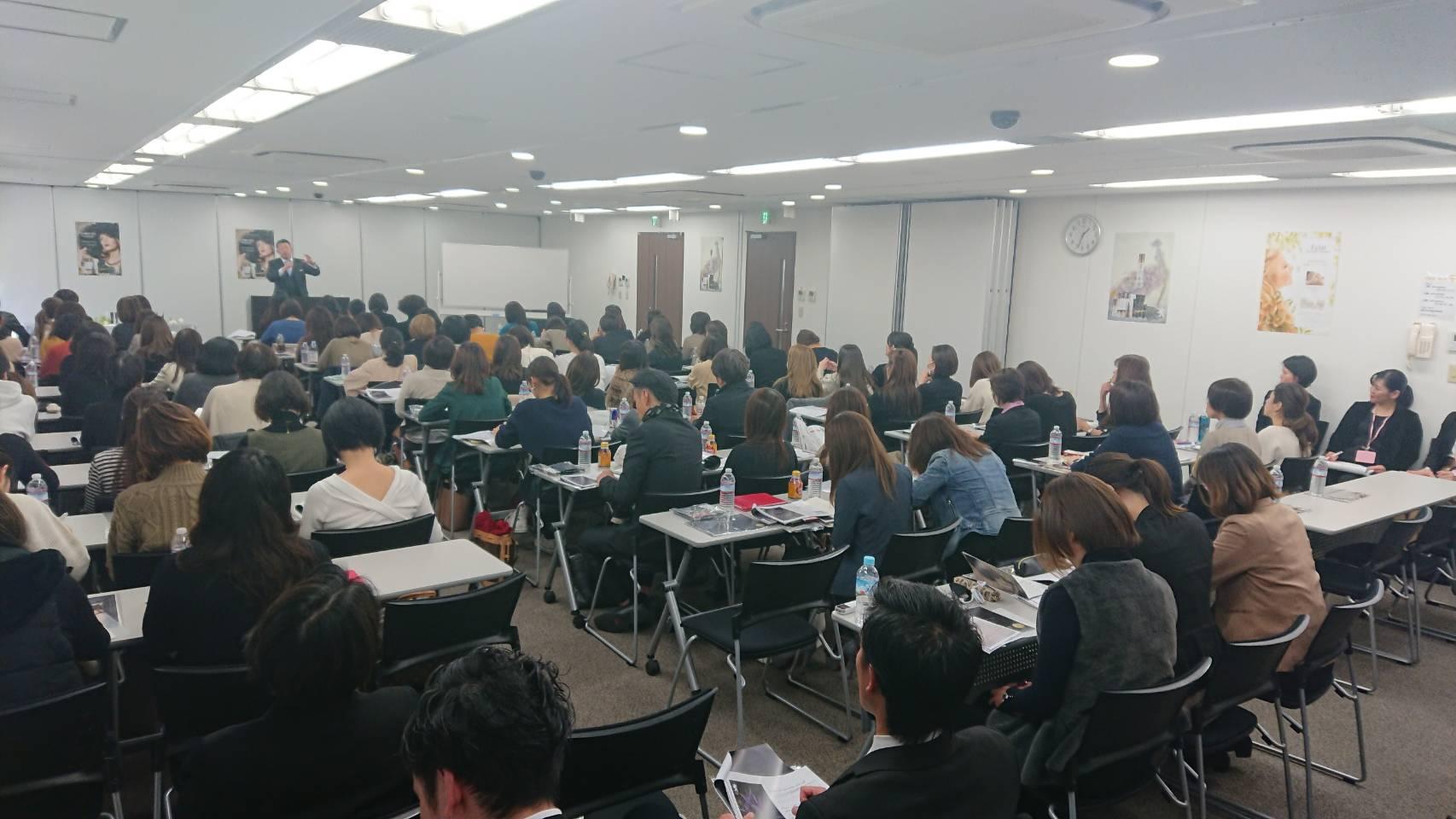 【満員御礼】リアボーテグランスキン講習会in東京